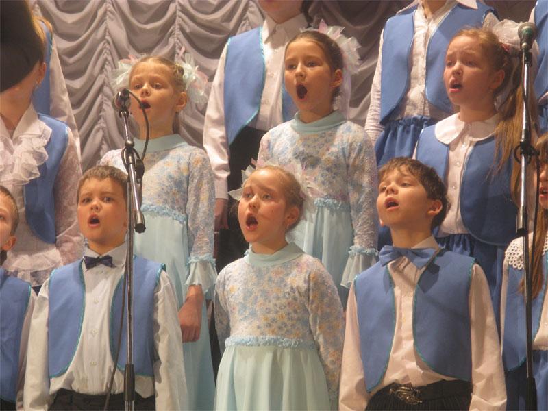 Зональный фестиваль-конкурс для ансамблей и солистов среди детских музыкальных школ и школ искусств города Ельца и районов области