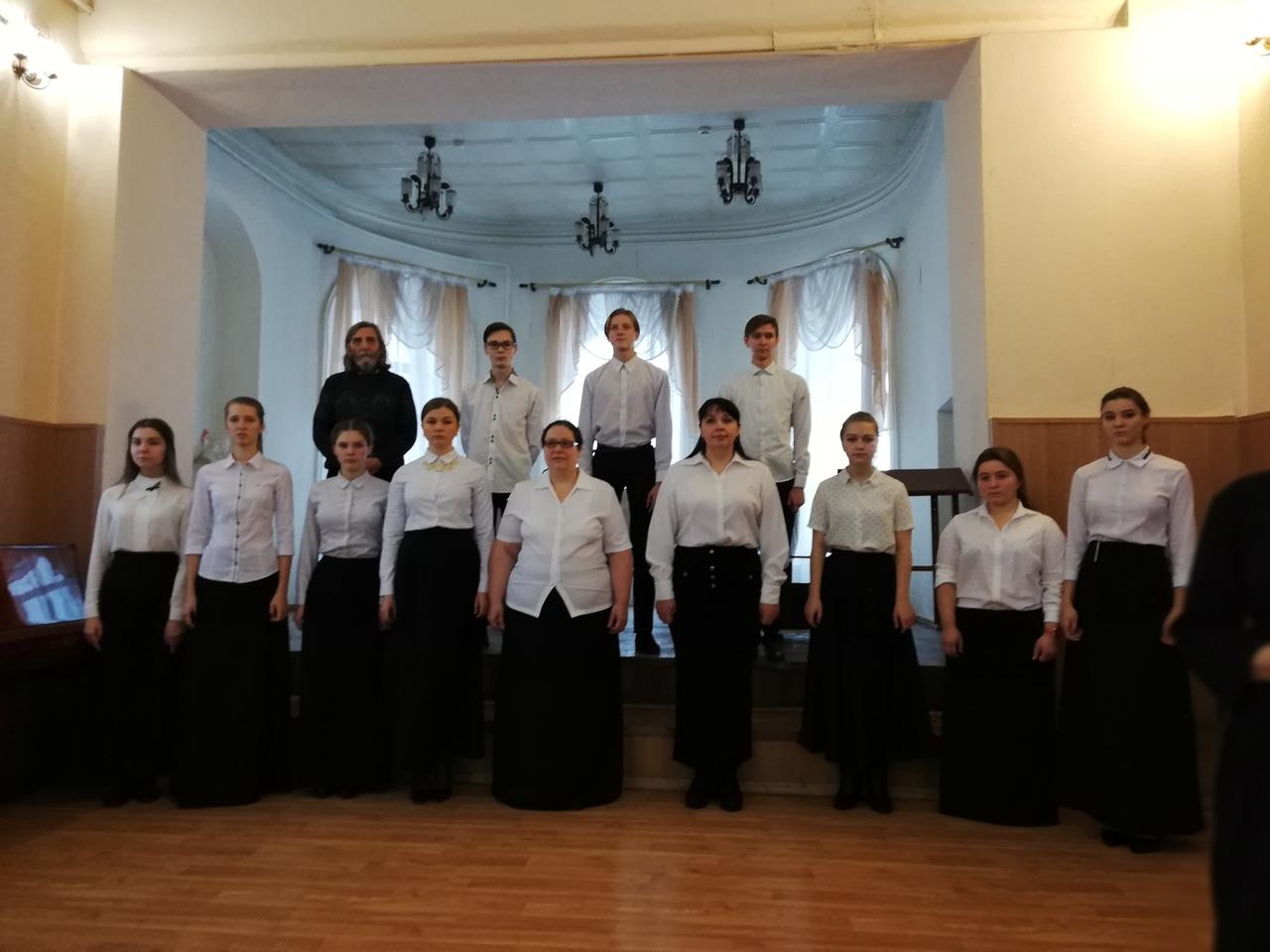 VIII Областной конкурс хоров и хоровых ансамблей им. Т.Н.Хренникова