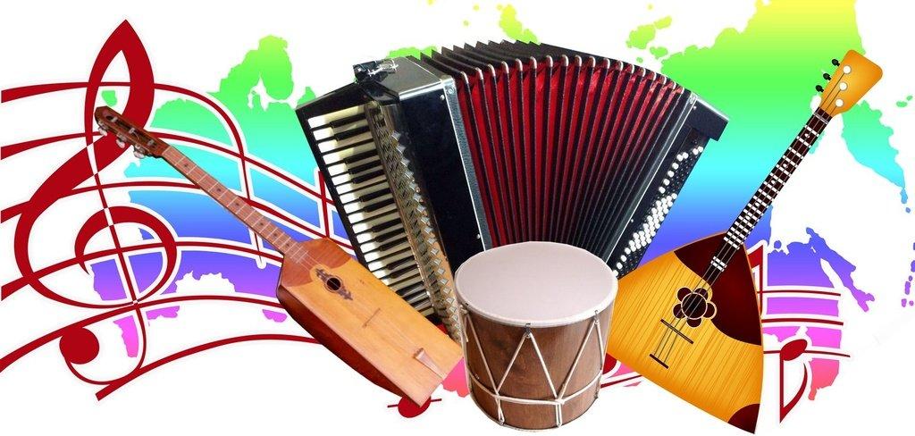 Зональный конкурс юных исполнителей на русских народных инструментах
